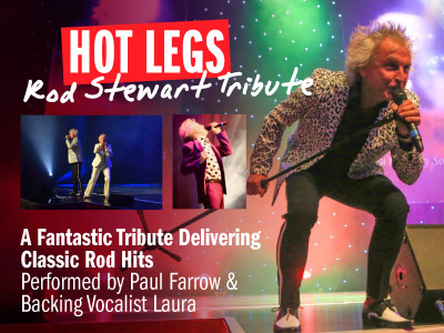 The Hotlegs Rod Stewart Tribute Evening