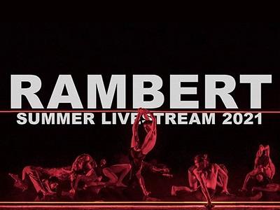 Rambert Summer Livestream
