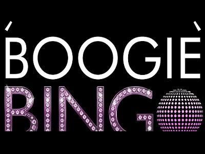 Boogie Bingo Party Night