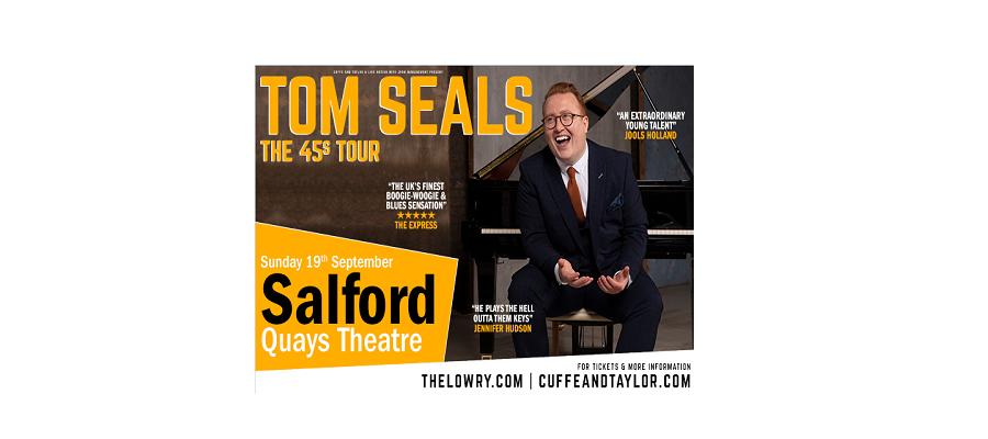 Tom Seals – The 45s Tour
