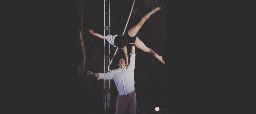 Big Top in the Park: Lost in Translation Circus – Above