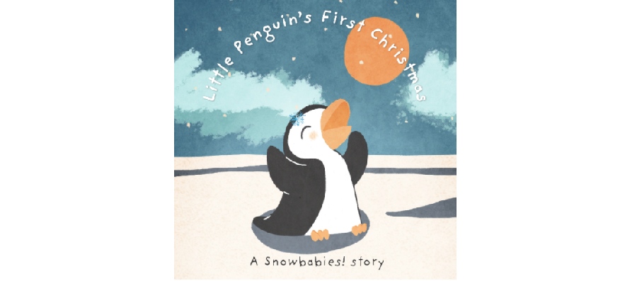 Little Penguin's First Christmas: a Snowbabies story