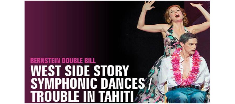 Opera North - Trouble in Tahiti / Symphonic Dances