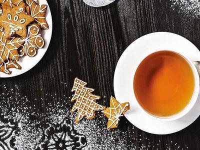 Everything Stops For Festive Tea