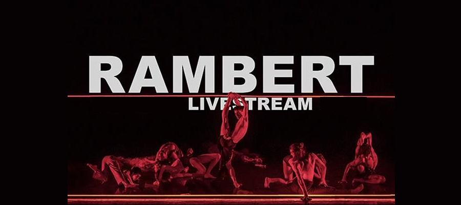 Rambert Autumn Livestream: Note To Self