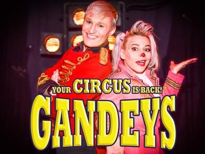 Gandeys Circus - Ashton-Under-Lyne