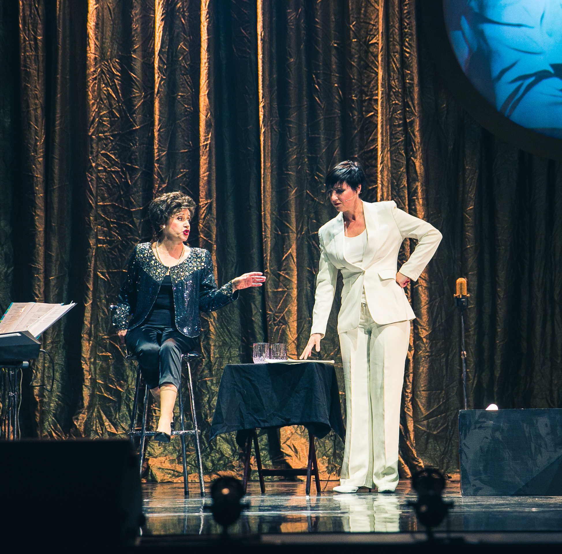 Judy & Liza - The Amazing Bio-Musical