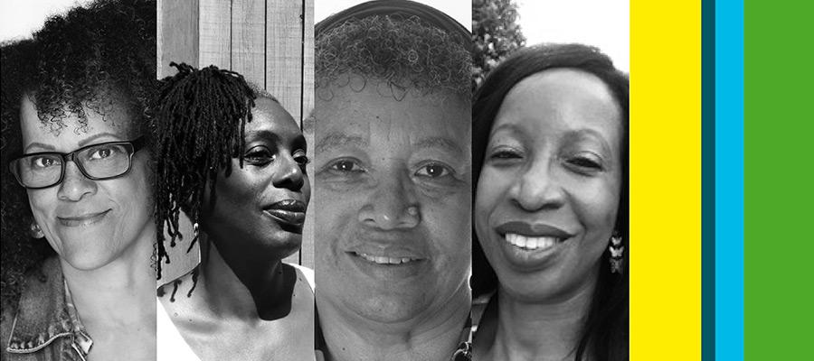 Black Britain Writing Back: Bernardine Evaristo