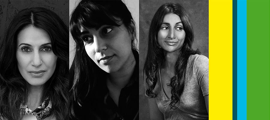 Mona Arshi, Alycia Pirmohamed & Nidhi Zak / Aria Eipe