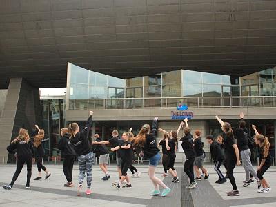 Open Contemporary Dance Class 11-17 yrs
