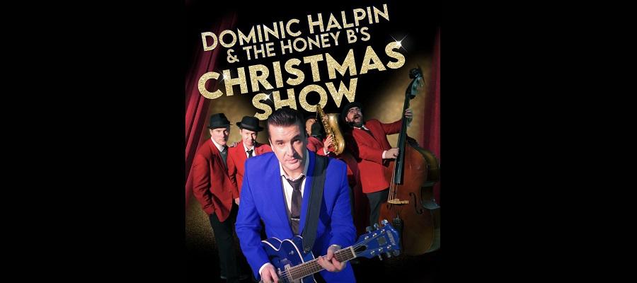 Dominic Halpin & the Honey B's Swing Band - Christmas Show