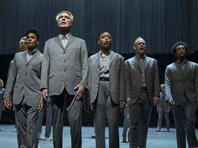 David Byrne's American Utopia