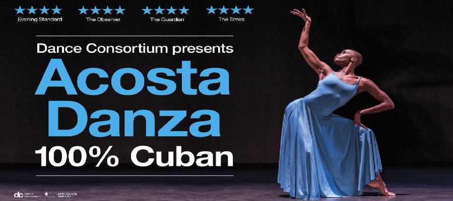 Acosta Danza – 100% Cuban
